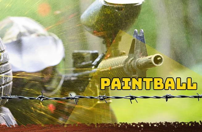 Paintball Airsoft Aux Alentours D Orleans Entre Loiret Et Loir